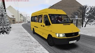 Omsi 2 Mercedes-Benz Sprinter_12D