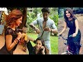 Nuvvu Naaku Nachav serial Cast OffScreen Masti Pics