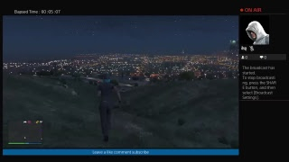 SavageDykechick's Live PS4 Broadcast Grand Theft Auto 5 Multiplayer - Part 3 - Walkthrough