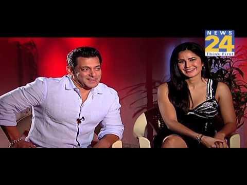 News24 पर रियल 'भारत', Salman-Katrina ने किए कई बड़े खुलासे