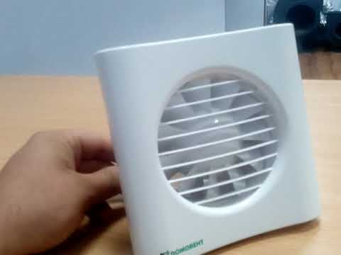 обзор вентилятора ТМ