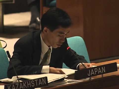Statement by representative of Japan at the First Assembly of States Parties of the ICC (2002)