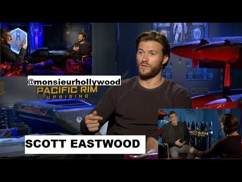 Scott Eastwood fun, , exclusive Monsieur Hollywood