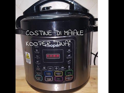 COSTINE DI MAIALE  KOOPER