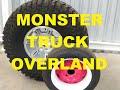 Monster Truck Overland. Proyecto Chevrolet K30.