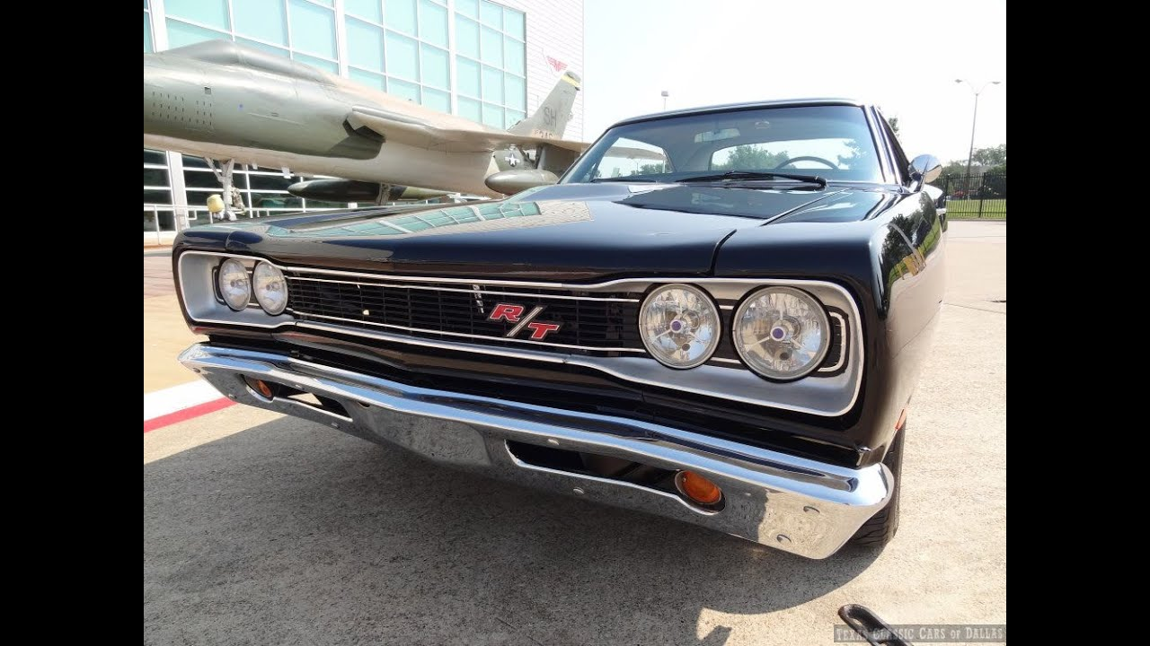 1969 Dodge Coronet R T 440 Fun Youtube