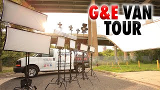 WHAT'S IN OUR G&E VANS?