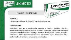 Levofloxacina - Medicamentos Genéricos Kimiceg