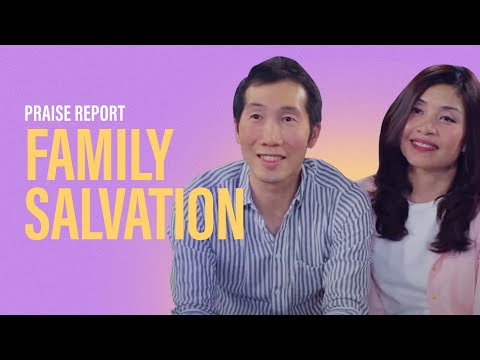 Household Blessings: Family Salvation | New Creation Church
