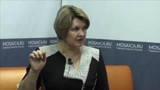 Онлайн-трансляция с участием директора ОГКУ «Корпорация развития ИТ» Светланы Опенышевой