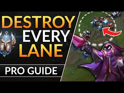 The ULTIMATE Lane Control Guide - SECRET Mechanics For PERFECT Wave Management | League Of Legends