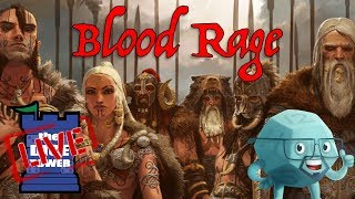 Blood Rage (w/everything!) LIVE!!