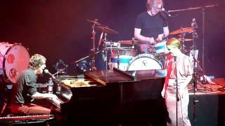 HD - Ben Folds - From Above (feat. Kate Miller Heidke) live @ MQ, Vienna 05.03.2011, Austria