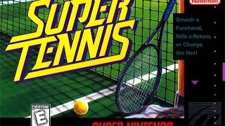 Is Super Tennis Worth Playing Today? - SNESdrunk