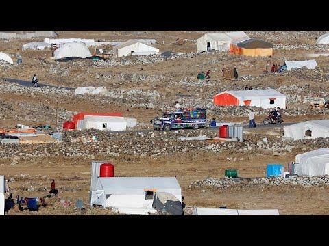 الأمم المتحدة تطلب توفير ممر آمن لـ140 ألف نازح سوري  - 18:23-2018 / 7 / 20
