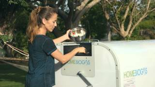 HomeBiogas- Don't waste your waste