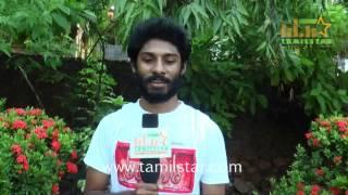 Hashim At Maiyam Movie Press Meet