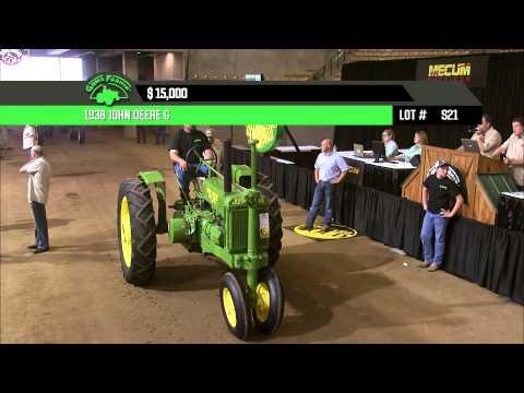 Mecum – Live Vintage Tractor Auction