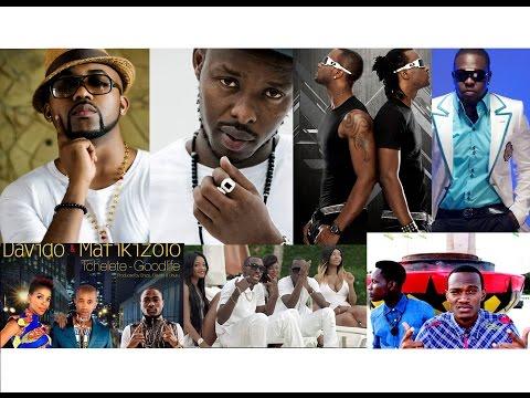 African modern dance music
