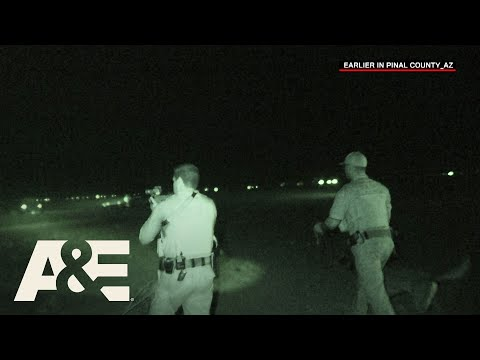 Live PD: Car and Foot Chase (Season 2) | A&E