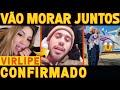 Zé Felipe e Virginia VÃO MORAR JUNTOS em Goiânia  Zé Felipe fala em CASAMENTO!