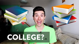 Should I Go To College? Should I Continue College?