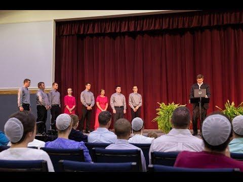 Huyetts Mennonite School Graduation 2018