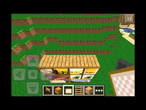 How To Make A Secret Room In Minecraft With Paintings
