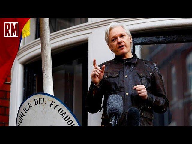 US Spied on Assange: Fidel Narvaez on UC Global