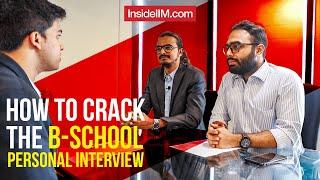 The Battle of 'Koushad' At IIM Kozhikode  CAT 99.25 Percentiler's IIM K Interview Experience