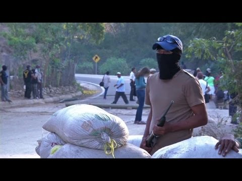 Violence Returns To Mexico's Michoacan State