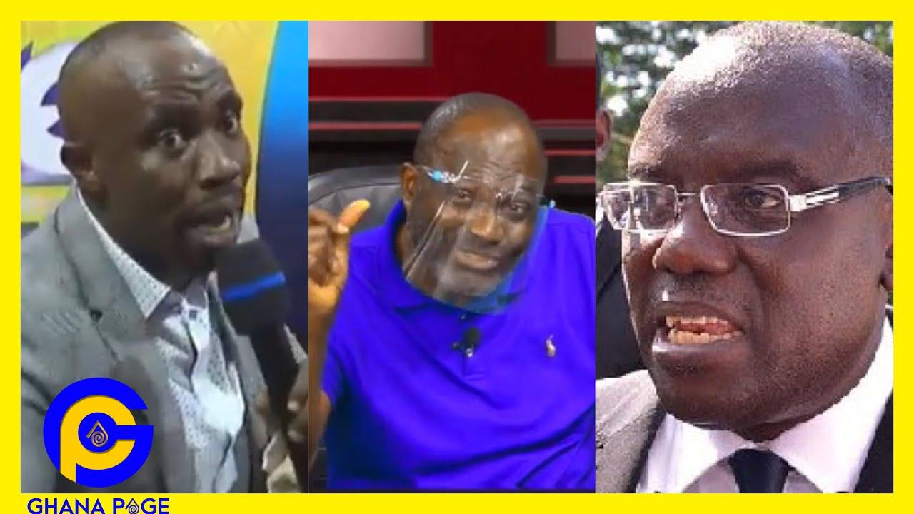 🔥Ken Agyapong should take cue from Sir John dɛath & rɛpent before its too late- Proph Kofi Amponsah