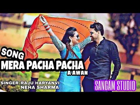 New Haryanvi Song 2018 Mere Pache Pache Aawan Ka Rimix Raju Haryanvi GS.Bhan.Neha SharmaKomal Bhatia