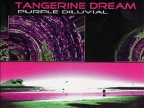 Tangerine Dream  2008 Purple Diluvia Full Album