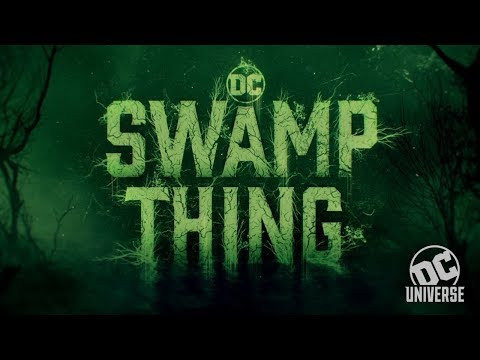 Swamp Thing Reveal | DC Universe | The Ultimate Membership