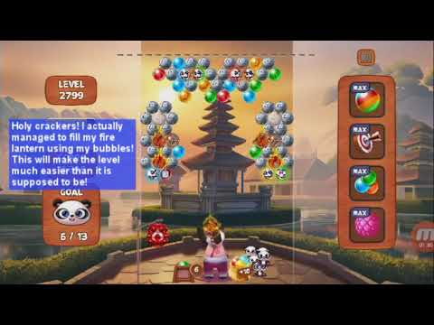 Panda Pop- Level 2799