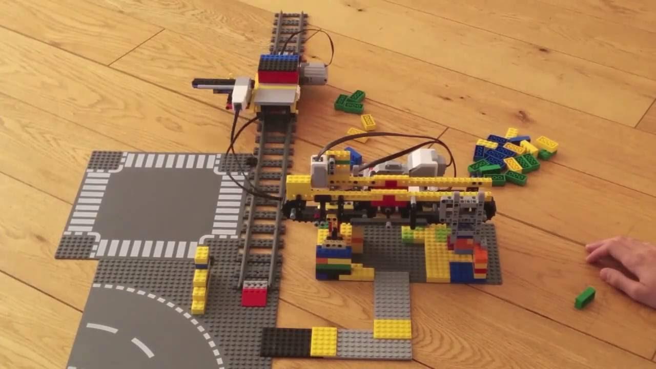 Lego Mindstorms Sortier Maschine Youtube