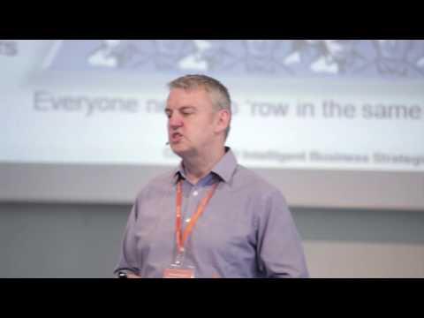 Mike Ferguson: Building The 'Always On' Intelligent Enterprise