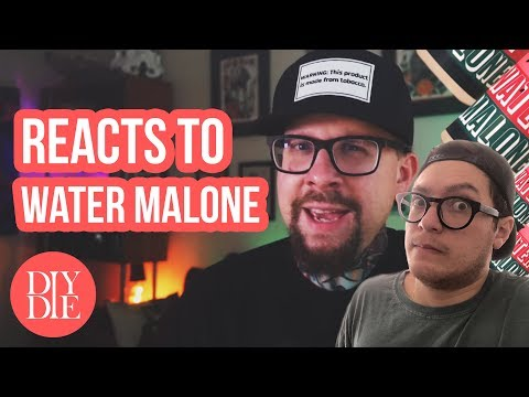 Reacting to GrimmGreen's Review of Water-Malone