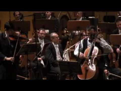 Brahms Double Concerto, Vivace non troppo, Hristo Popov, violin & Kalin Ivanov, cello
