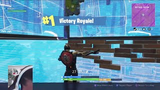 GETTING THEM GGs! TOP Console PLAYER! FORTNITE live stream SEASON 5 SOON