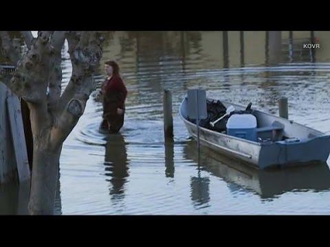 Deadly storm slams Southern California