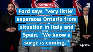 Ford says