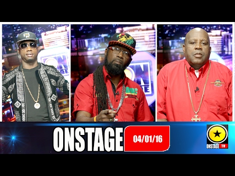 Stylo G, Sky Juice, Orville Hall - Onstage February 4 2017 (FULL SHOW)