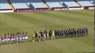 Kyle Gomes - Aston Villa vs Manchester United U12