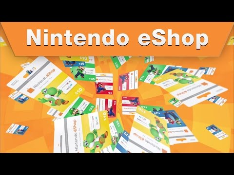 Nintendo EShop – Great Games To Buy With Gift Cards
