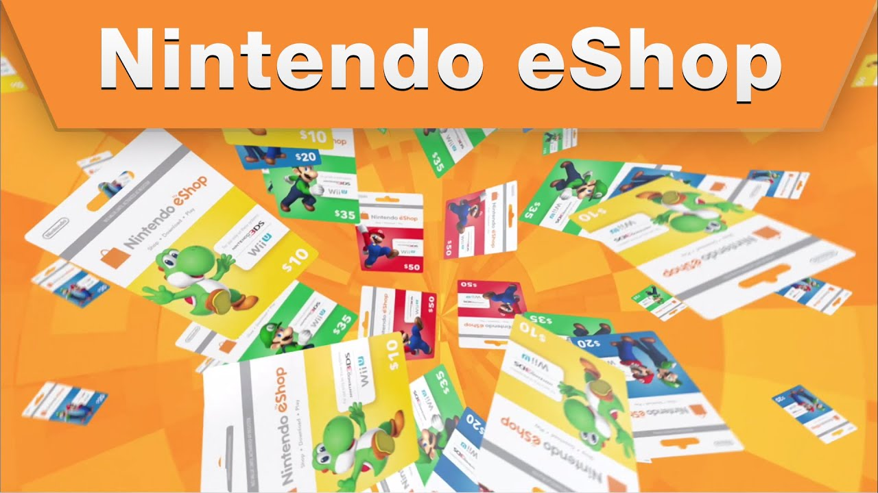Nintendo eShop – Great Games to Buy with Gift Cards - YouTube