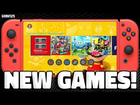 MAJOR New Nintendo Switch Games LEAKED and CONFIRMED Today...