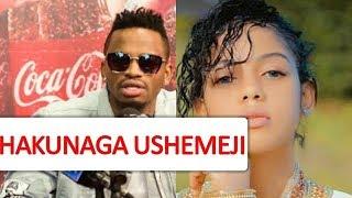 MAKUBWA! Mahusiano Ya Diamond Na Mke Wa Rayvanny Yatikisa Nchi Nzima
