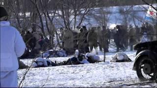Война в Воронеже 2ч